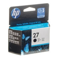 Картридж струйный HP для DJ 3700/3800/3900 HP 27 Black (C8727AE)