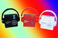 Наушники с MP3 Плеером + FM Радио NIA MRH-8809