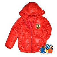 """Куртка """"Horse"""" , демисезонная , для детей ( рост 92-98-104-110-116 см )"""