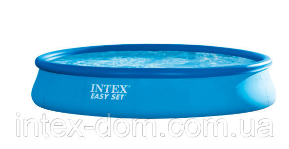 Бассейн 457х84 см, Easy Set, Intex 28156NP