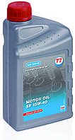 Моторное минеральное MOTOR OIL SF 15W-40