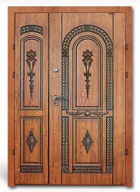 Двери входные МДФ