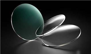 Органические очковые линзы (полимер, пластик, поликарбонат)