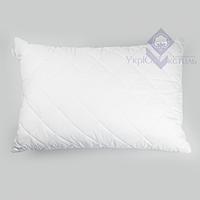 Подушка гипоаллергенная (силикон+микрофибра, чехол) УЮТ 50х70 см