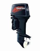 Двухтактный лодочный мотор Tohatsu 60(бензомотор для лодки, навесной бензомотор)