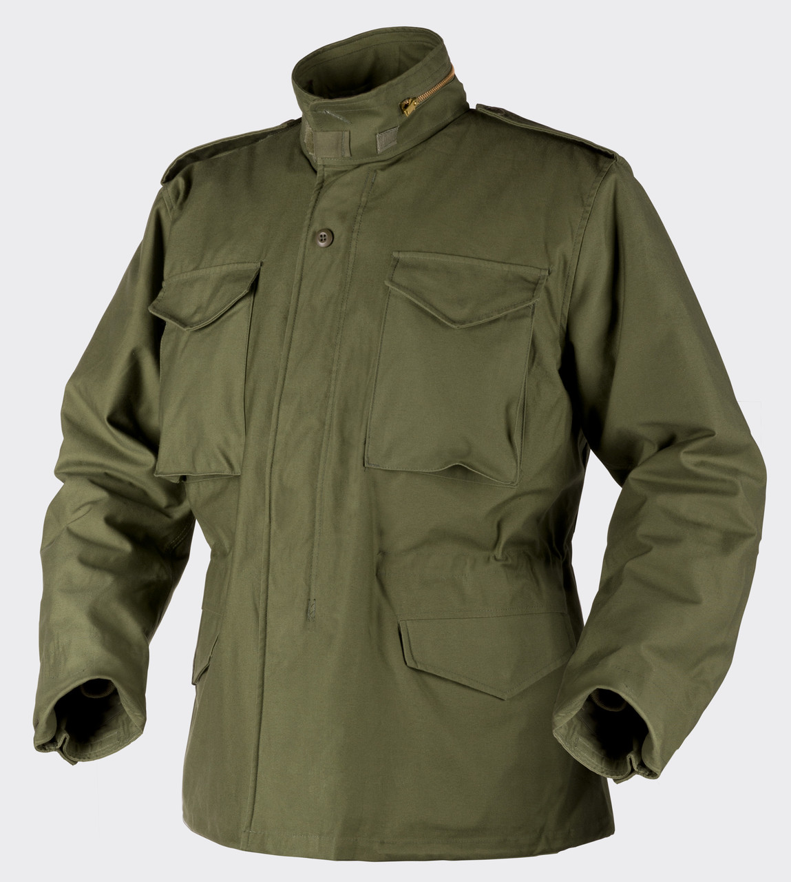 Куртка M65 - Nyco Sateen - олива
