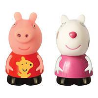 Детский набор игрушек-брызгунчиков Peppa - ПЕППА И СЮЗИ