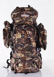Рюкзак камуфлированный дубок 70л
