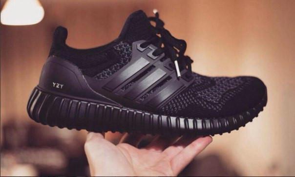 Мужские кроссовки adidas yeezy ultra boost