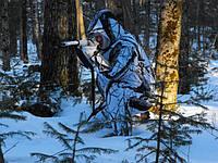 Зимний непромокаемый костюм для охоты и рыбалки