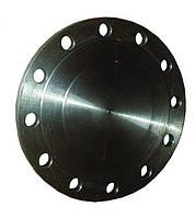 Заглушки стальные фланцевые Ру10