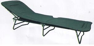 Раскладушка Carp с регулируемой спинкой