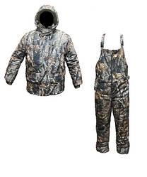 Зимний костюм из непромокаемой ткани