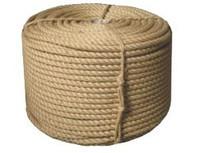 Веревка джутовая для деревянного дома