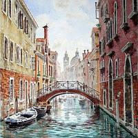 Фреска Пейзаж Венеции