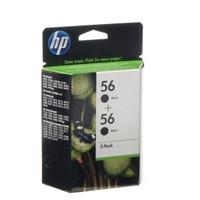 Картридж струйный HP 56 Black (C9502AE) двойная упаковка