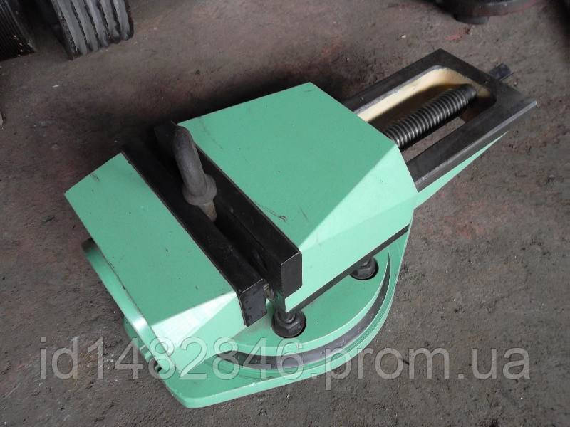 Тиски станочные поворотные 200 mm 7200-0220-01