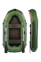 Надувная двухместная лодка ПВХ рыбацкая V230L купить от производителя