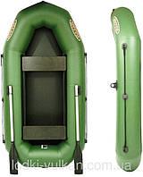Лодка гребная надувная двухместная V245D(PS)  от производителя в Харькове