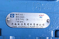CBGj3100 насос сдвоеный TOTA, XCMG, SDLG, LiuGong, Long Gong