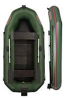 Двухместная надувная ПВХ лодка V280LSPT с привальным брусом