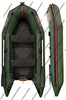 Моторная лодка Вулкан  VM270(PS), 270 см. со стационарным транцем