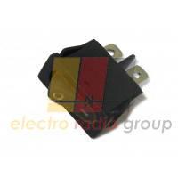 """101, вимикач без підсвічування ϲупер малий, Black (2 Pin і), ОН """" -OFF, 250V"""