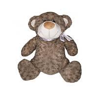 Мягкая игрушка МЕДВЕДЬ (коричневый, с бантом, 25 см) Grand (2502GMG)