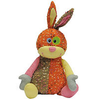 Мягкая игрушка FAMILY-FUN семья Друзяки - КРОЛИК РОББИ (21 см) (13DS1834)