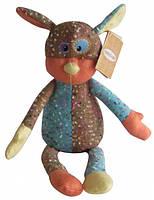 Мягкая игрушка FAMILY-FUN семья Друзяки - СОБАЧКА ТЕРРИ (26 см) (13DS1825)