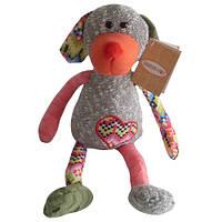 Мягкая игрушка FAMILY-FUN семья Обнимашек - СОБАКА ЖЮЛЬ (23 см) (13DS2832)