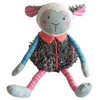 Мягкая игрушка FAMILY-FUN семья Шубят - ОВЕЧКА ЛЭМБИ (21 см) (142203)