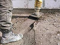 Уплотнение грунта , глины ,