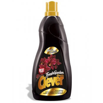 Кондиционер для белья Clever Black Orchid 2000ml, фото 2