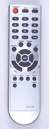 Пульт ELEKTRON RC-C18  (CE)