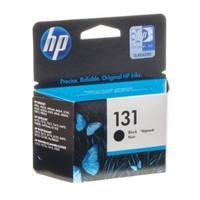 Картридж струйный HP для DJ 5743/6543 HP 131 Black (C8765HE)