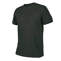 Тактическая футболка Helikon Tactical - Jungle Green (TopCool)