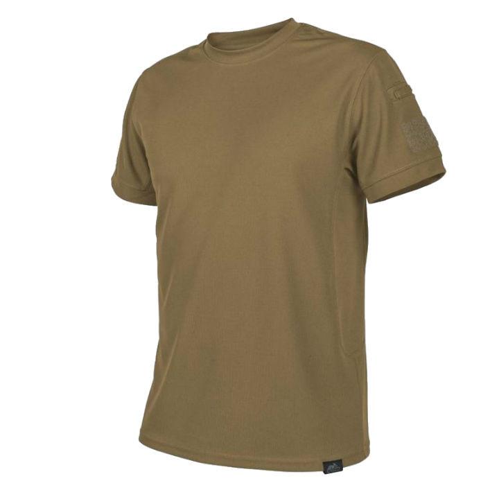 Тактическая футболка Helikon Tactical - Coyote (TopCool)