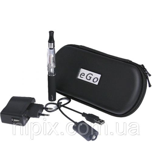 Электронная сигарета Ego CE4 в чехле + жидкость в подарок