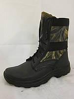 Берцы облегченные (берцы кожаные. военная обувь, армейская обувь)