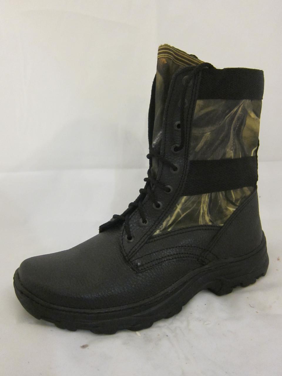 Берцы облегченные (берцы кожаные. военная обувь, армейская обувь) -  Интернет-магазин 3b1d2126062