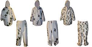 Маскировочные костюмы на верхнюю одежду