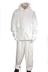 Маскировочный зимний костюм