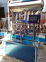 Автомат розлива масла 1л (олії)