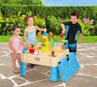 Водный Столик и Песочница 2 в 1 Little Tikes 635311