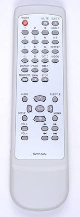 Пульт Elenberg DVDP-2404 (DVD) (CE)