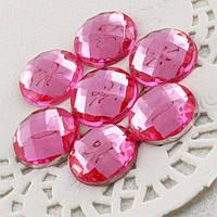 Стразы 12 мм Pink(5)