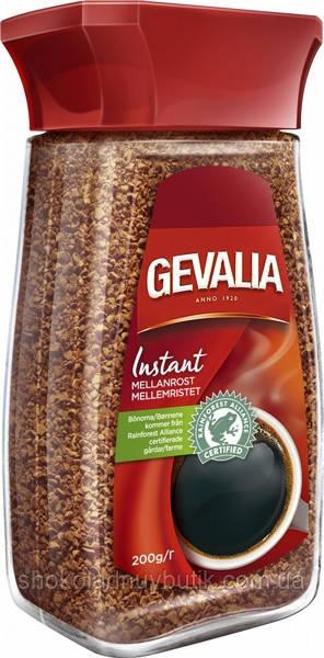 Кофе растворимый Gevalia Instant 200г