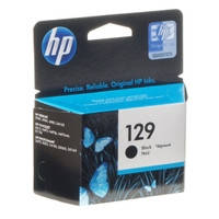 Картридж струйный HP для DJ 5943/PS 2573/8053/8753 HP 129 Black (C9364HE)