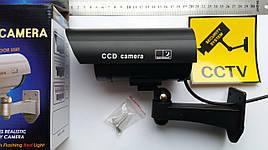 Муляж камеры видеонаблюдения 1100 Black